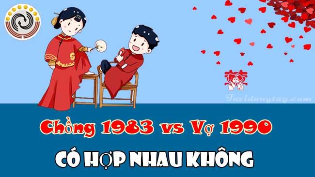 Chồng 1983 vợ 1990 có hợp nhau không? &Vợ Canh Ngọ chồng Quý Hợi nên làm gì để hóa giải xung khắc?
