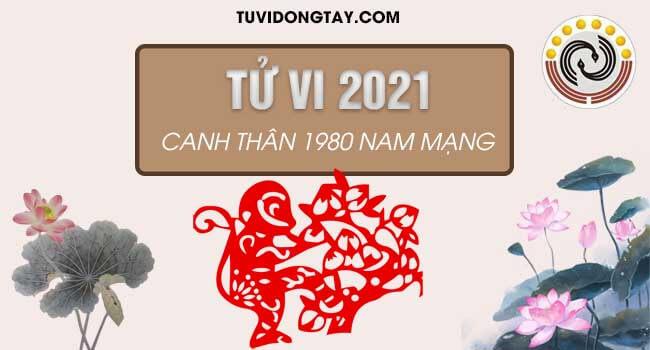 Tử vi tuổi Canh Thân năm 2021 nam mạng, Tài lộc - vận hạn nam Canh Thân năm 2021