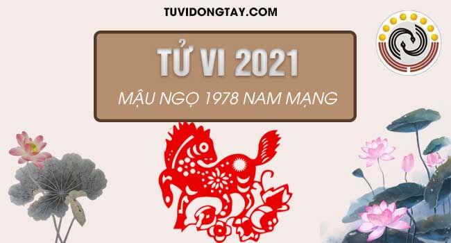 Coi bói tử vi tuổi Mậu Ngọ nam mạngnăm 2021 & Dự báo diễn biến năm 2021 nam Mậu Ngọ 1978 về Sức Khỏe và Tài Lộc....