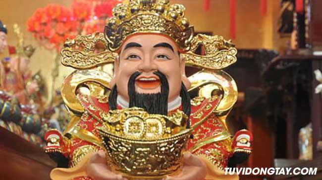 Văn khấn ông thần tài mùng 1 hàng tháng & Cách chuẩn bị lễ vật cúng ông Thần Tài