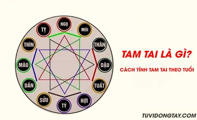 Tam Tai là gì & Làm thế nào để tính được năm Tam Tai theo tuổi